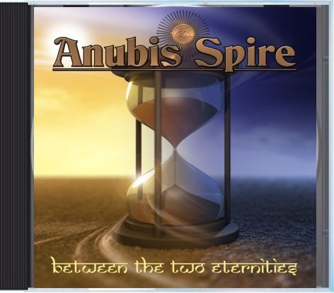Between The Two Eternities by Anubis Spire - front of case
