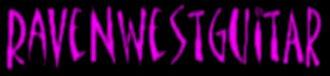 RWG - Bill MacKechnie Signature Guitar RWG - Raven West Guitar